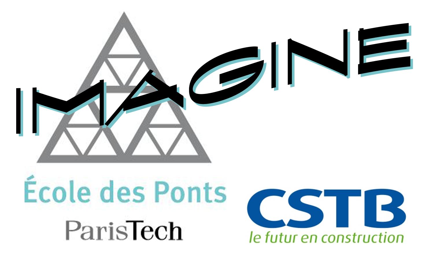 IMAGINE , École des Ponts ParisTech LTCI , Télécom ParisTech CMLA ...