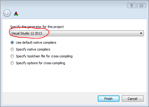 Imagine++: Windows installation