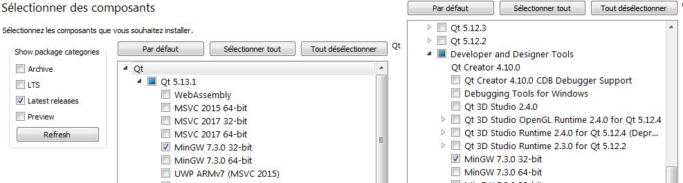 install qt windows 10 64 bit